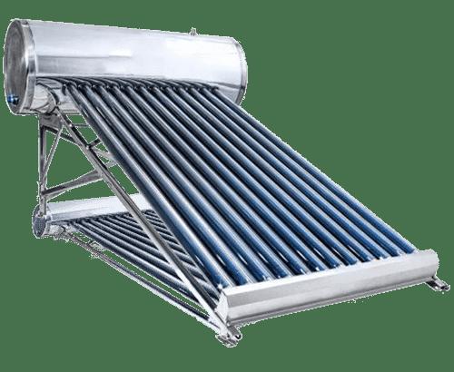aprovechar la energía del sol en calentadores solares