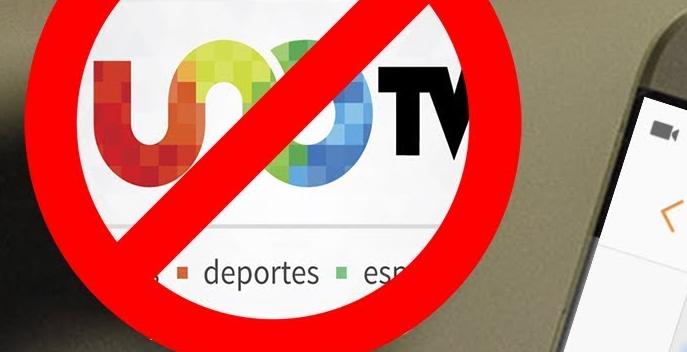 cancelar uno tv