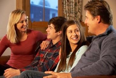 relaciones interpersonales la familia