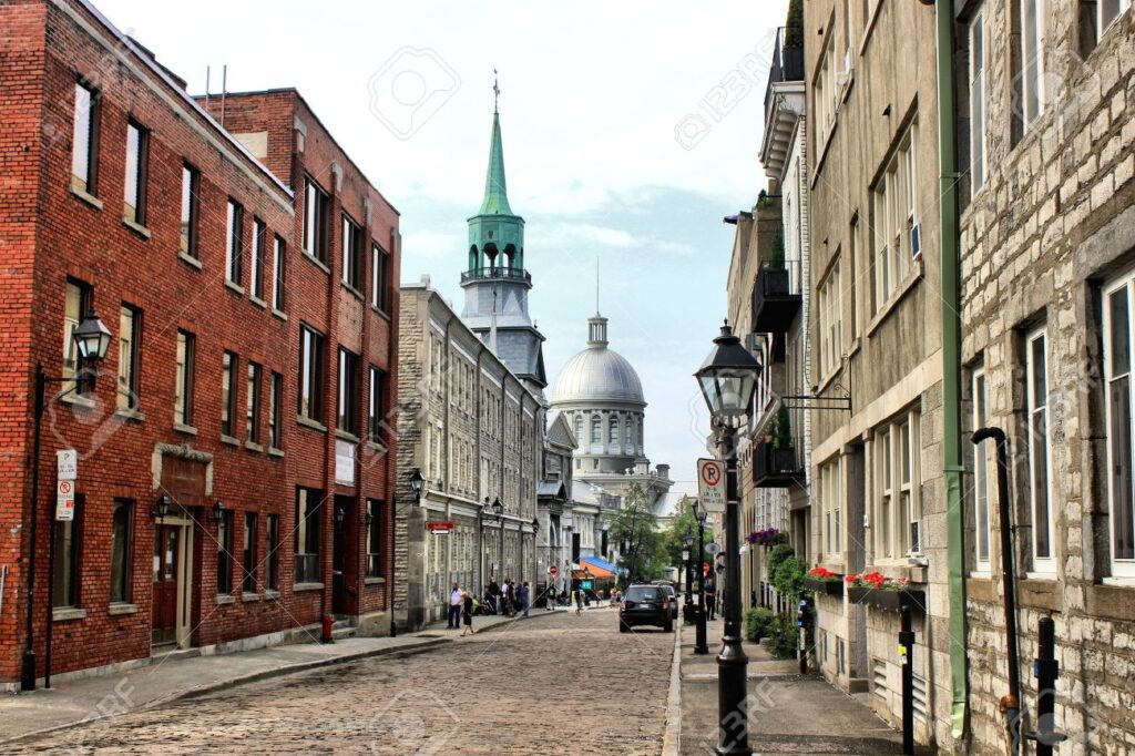 calles montreal