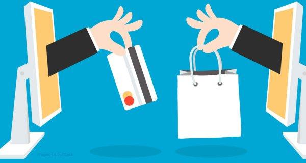 intercambio de productos por dinero
